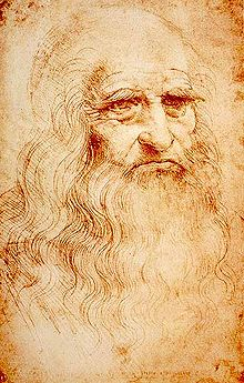 Leonardo da Vinci had many futuristic ideas when he was alive, such as working toilets.
